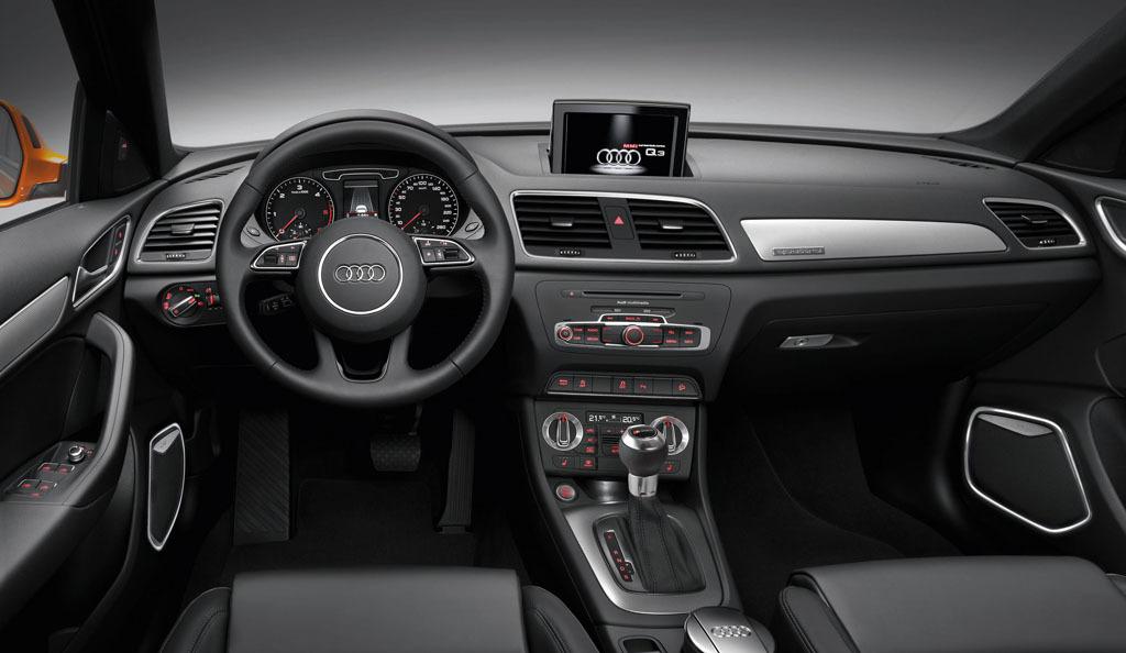 Foto de Audi Q3 oficial (3/31)