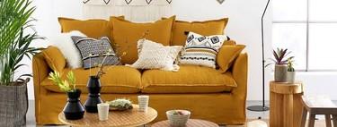 Ahora o nunca: renueva los textiles de tu casa con estos 21 elementos decorativos súper rebajados de La Redoute