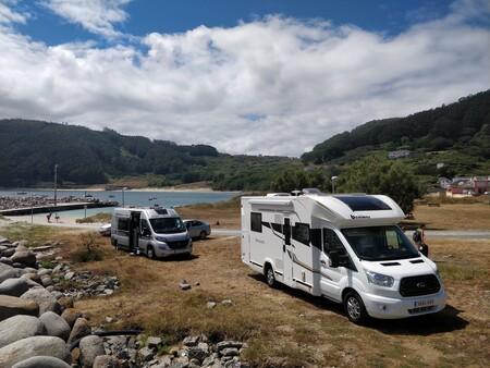 Viajar con autocaravana a Galicia: áreas para quedarte y qué no puedes perderte