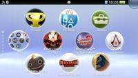 Llegan las carpetas con la nueva actualización de PS Vita
