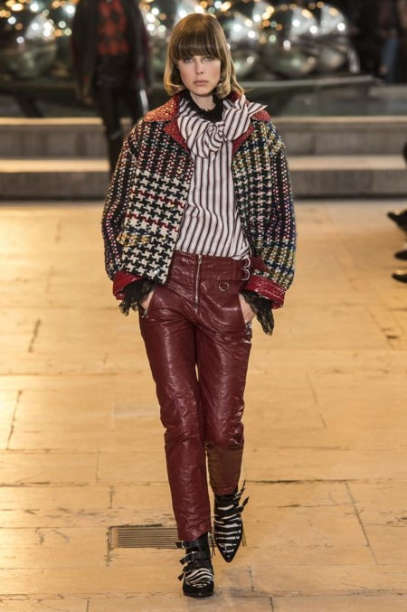 Isabel Marant Autumn Fall Winter 2016 Pfw7