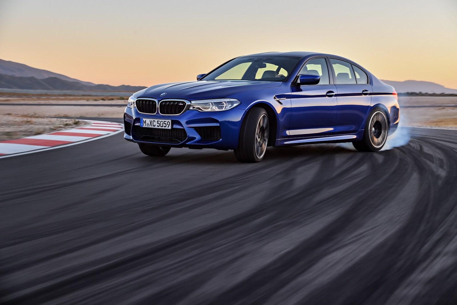 Foto de BMW M5 2018 (10/57)