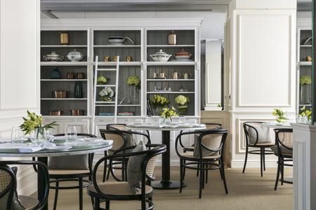 Muy íntimo y con inspiración boutique, así es el nuevo restaurante del hotel Gran Meliá Fénix