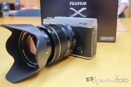 Fujifilm X-E2 box