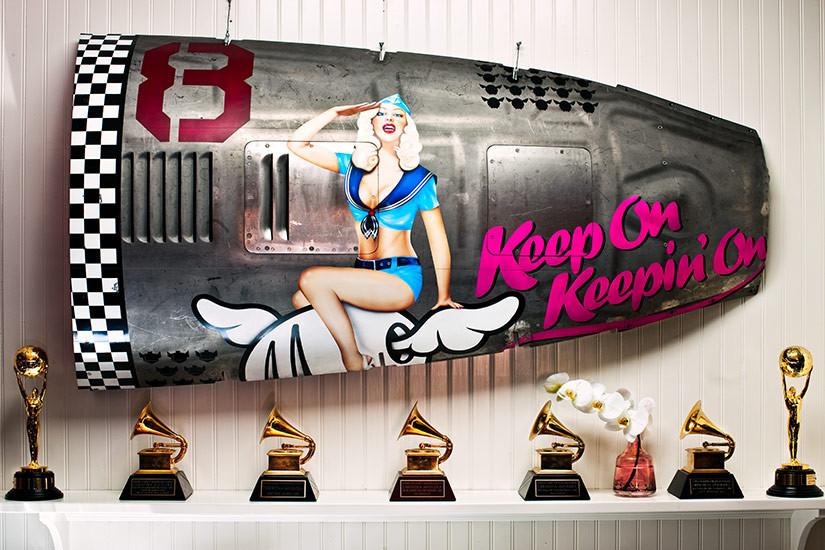 Foto de La casa de Christina Aguilera (13/26)