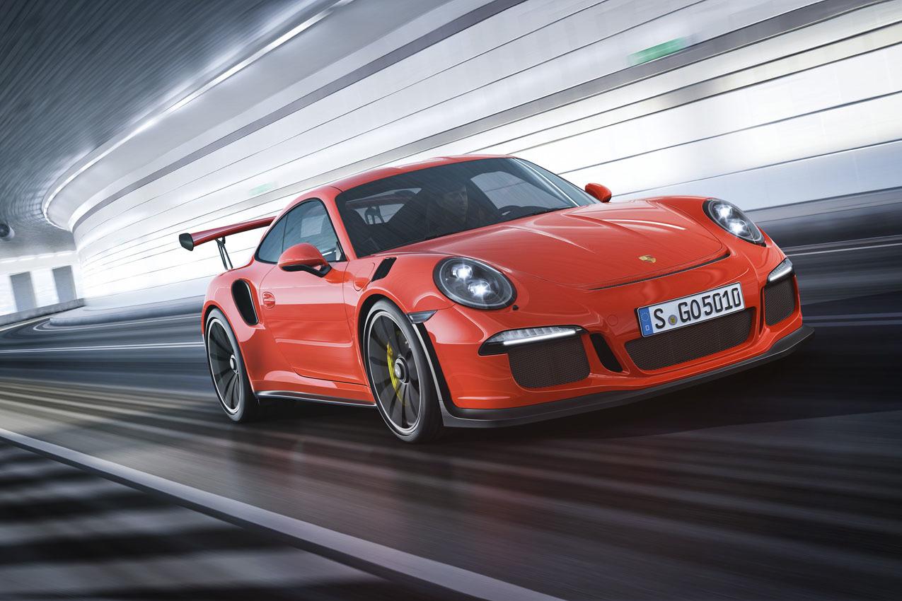 Foto de Porsche 911 GT3 RS 2015 (991) (5/10)