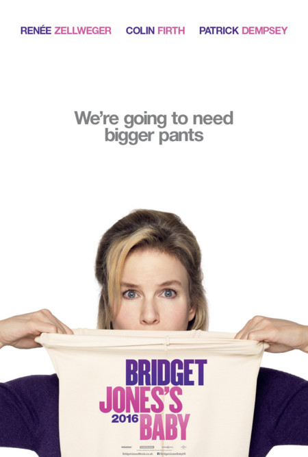 Cartel de Bridget Jones Baby