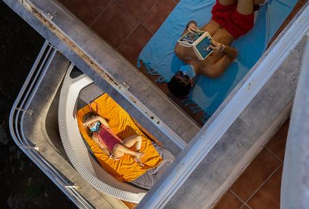 Un retrato del confinamiento en España premiado en el concurso Vienna International Photo Awards 2020