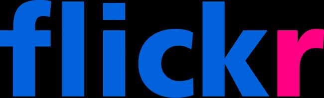 Logo de Flickr