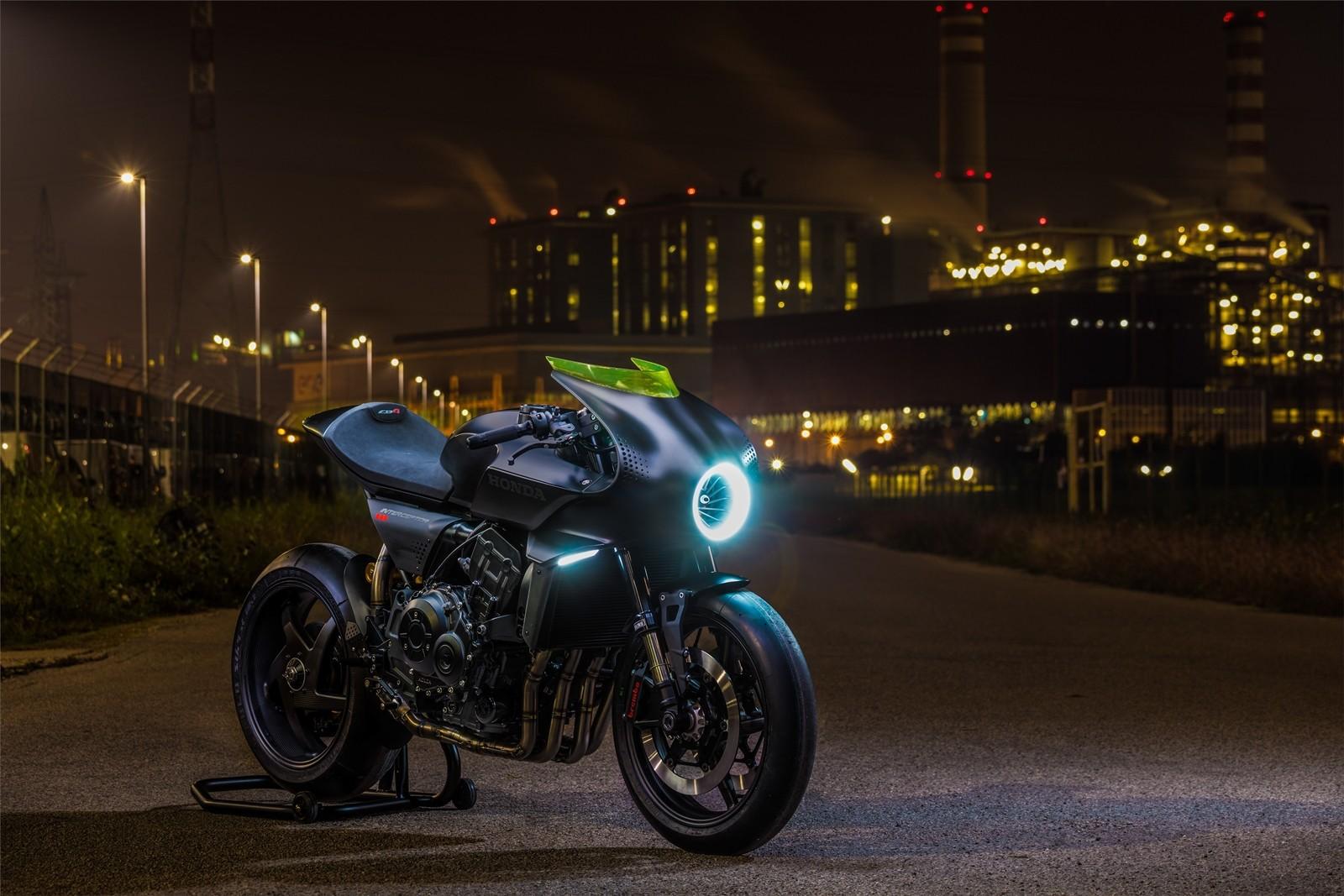 Foto de Honda CB4 'Interceptor' 2018 (8/19)