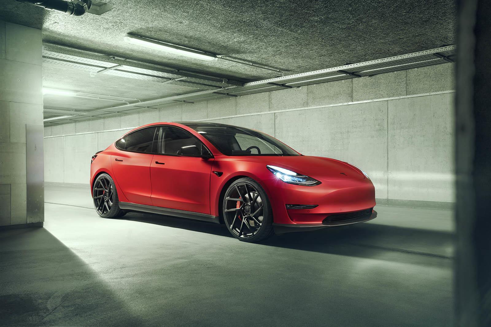 Foto de Novitec Tesla Model 3 (1/14)