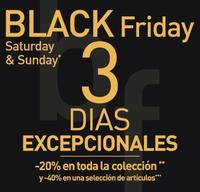 Cada año más tiendas de decoración se suman al Black Friday con grandes descuentos