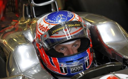 GP de Corea F1 2011: Jenson Button pronostica hasta cinco paradas