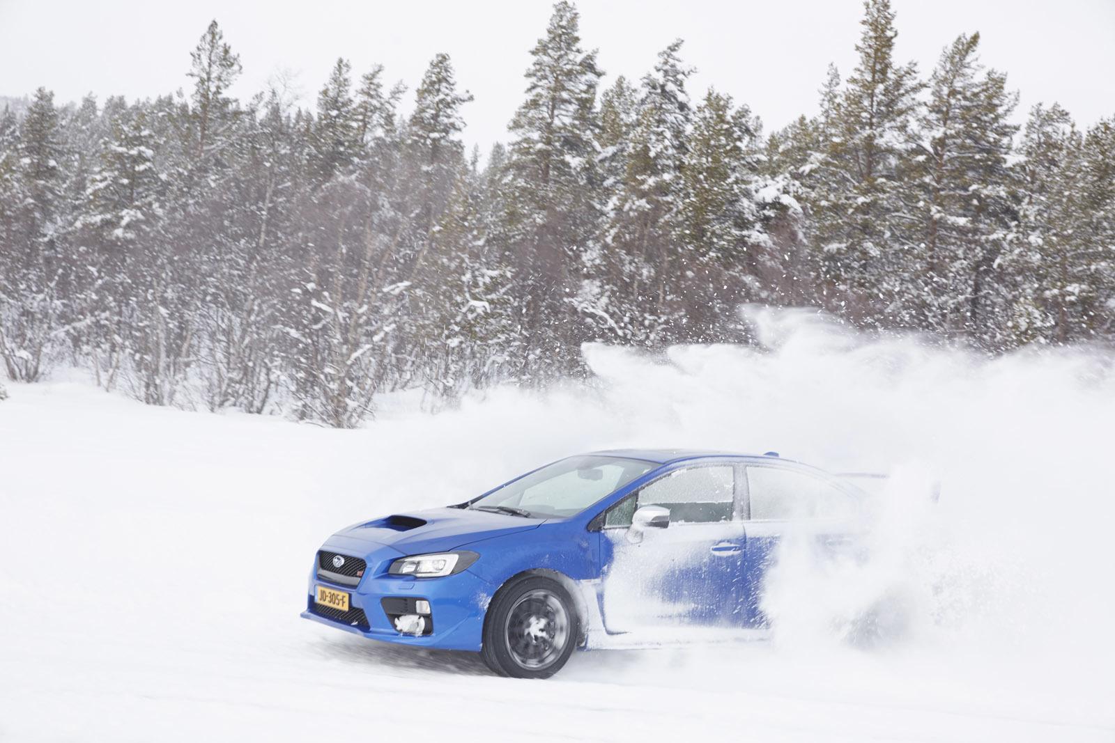 Foto de Subaru Snow Drive 2016 (100/137)