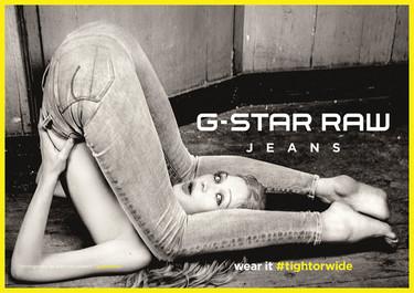 ¿Qué podrías hacer con unos jeans? G-Star Raw los lleva al límite