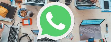 WhatsApp comienza a probar el soporte multidispositivo: así puedes usar la app en el escritorio sin mantener el móvil encendido