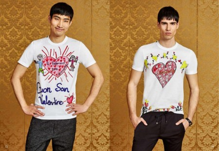 Dolce Gabbana San Valentin Collection 02