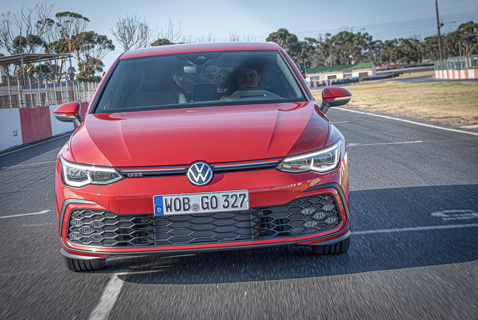 Foto de Volkswagen Golf GTI 2021 (7/14)