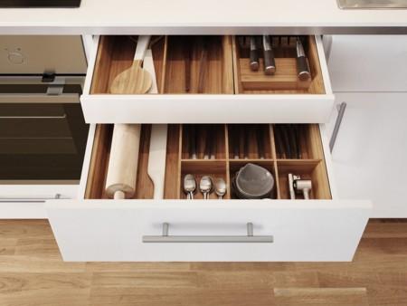 Cocina Ikea Cajones