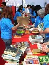 Día del Libro Solidario en Madrid