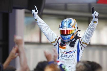 GP2 Series España: victoria de Charles Pic y doblete del Barwa Addax