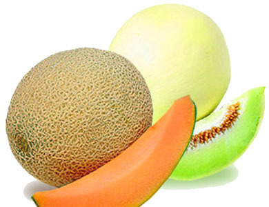Melón, la fruta del verano