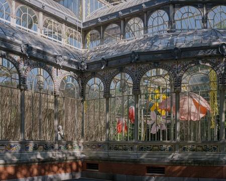 Palacio de Cristal Exposición