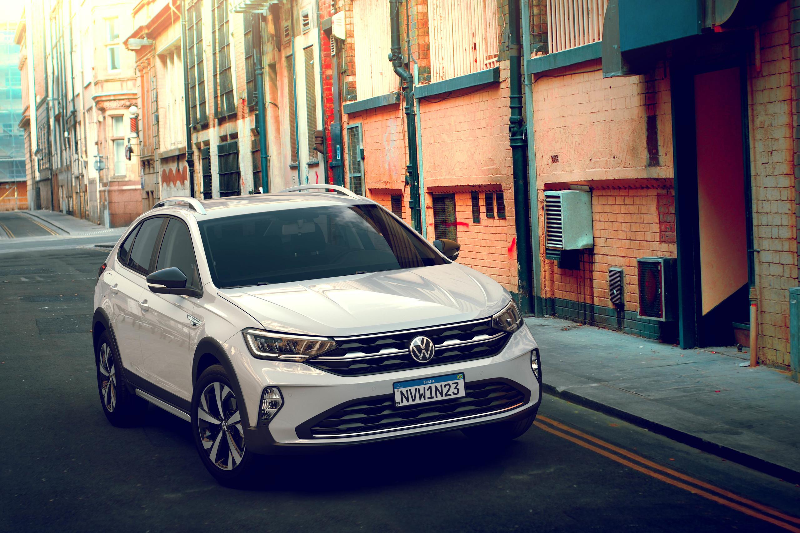 Foto de Volkswagen Nivus 2021 (13/25)