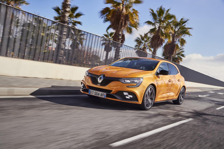 Foto de Renault Mégane R.S. 2018, toma de contacto (72/129)