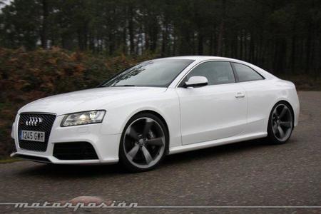Audi RS5, prueba (exterior e interior)