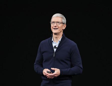 La cara más solidaria de Apple bajo la gestión de Tim Cook