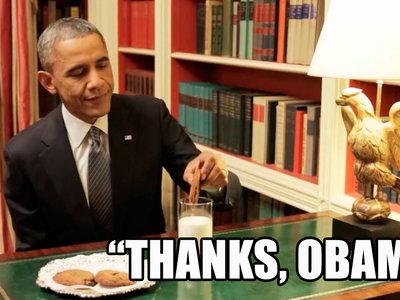 Los 13 mejores memes de Barack Obama a lo largo de sus ocho años en la Casa Blanca