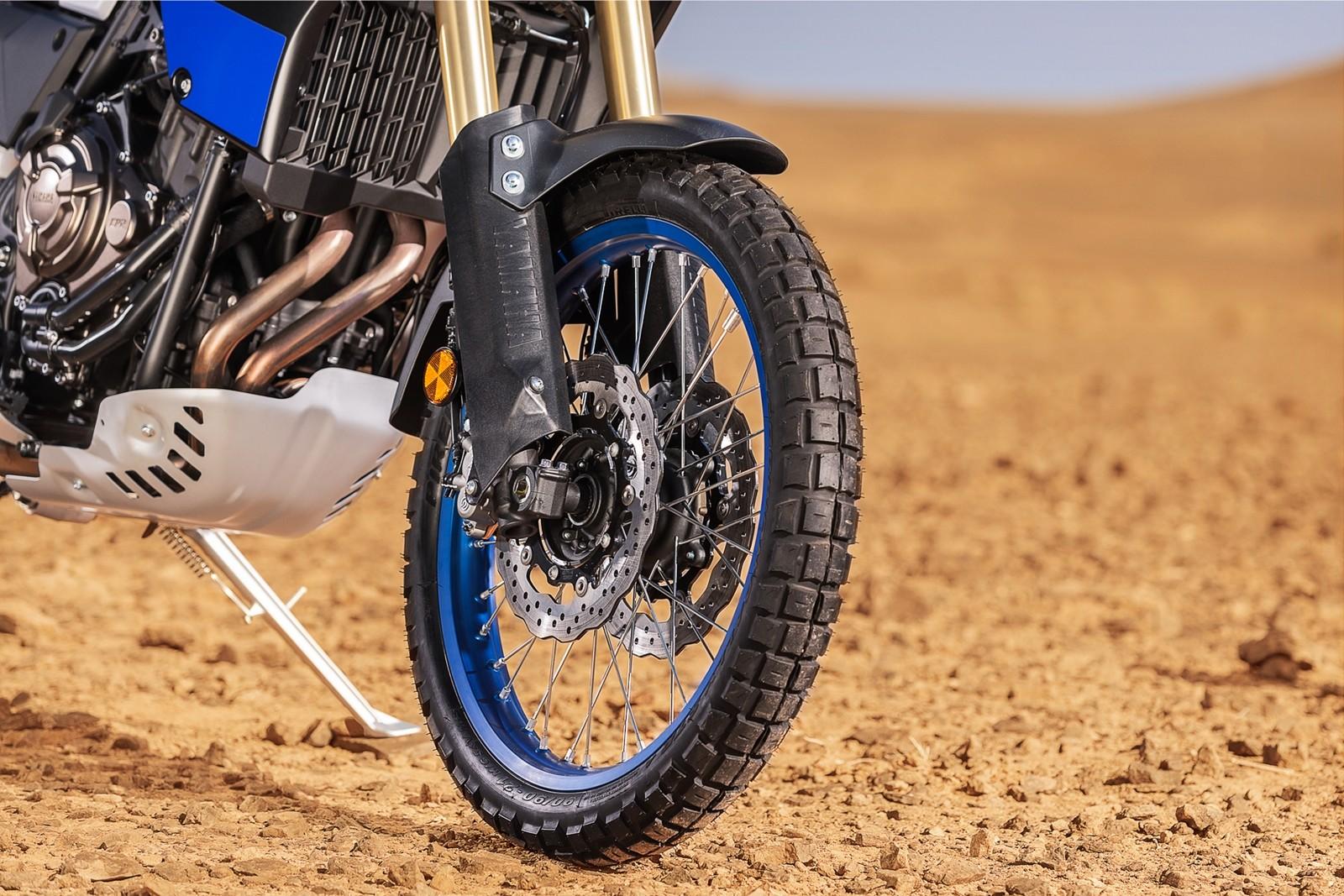 Foto de Yamaha XTZ700 Ténéré 2019, prueba (23/53)