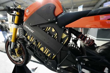 Brammo Motorcycles ¿Qué hay dentro de una moto eléctrica?