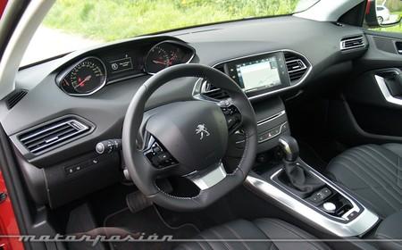 Peugeot 308 SW presentación 20