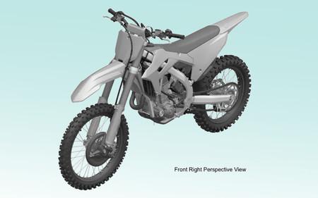 La nueva Honda CRF450R de motocross volverá a tener una sola salida de escape y usará embrague hidráulico