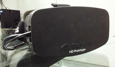 Oculus prototipo dos