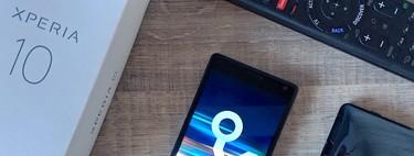 Sony Xperia 10, análisis: un gama media atípico en formato 21:9 que recupera la esencia de los móviles compactos
