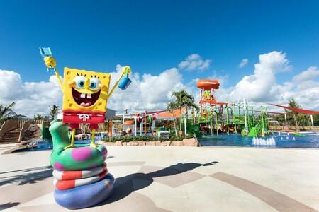 El primer hotel temático de Nickelodeon en México abrirá en 2021: parque acuático y 280 suites con vista al mar en la Riviera Maya