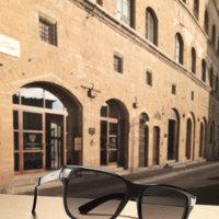 Gafas de sol de museo by Gucci