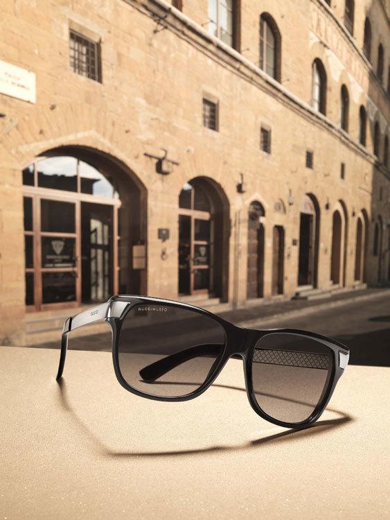 Gucci crea unas gafas de sol dedicadas al Museo Gucci