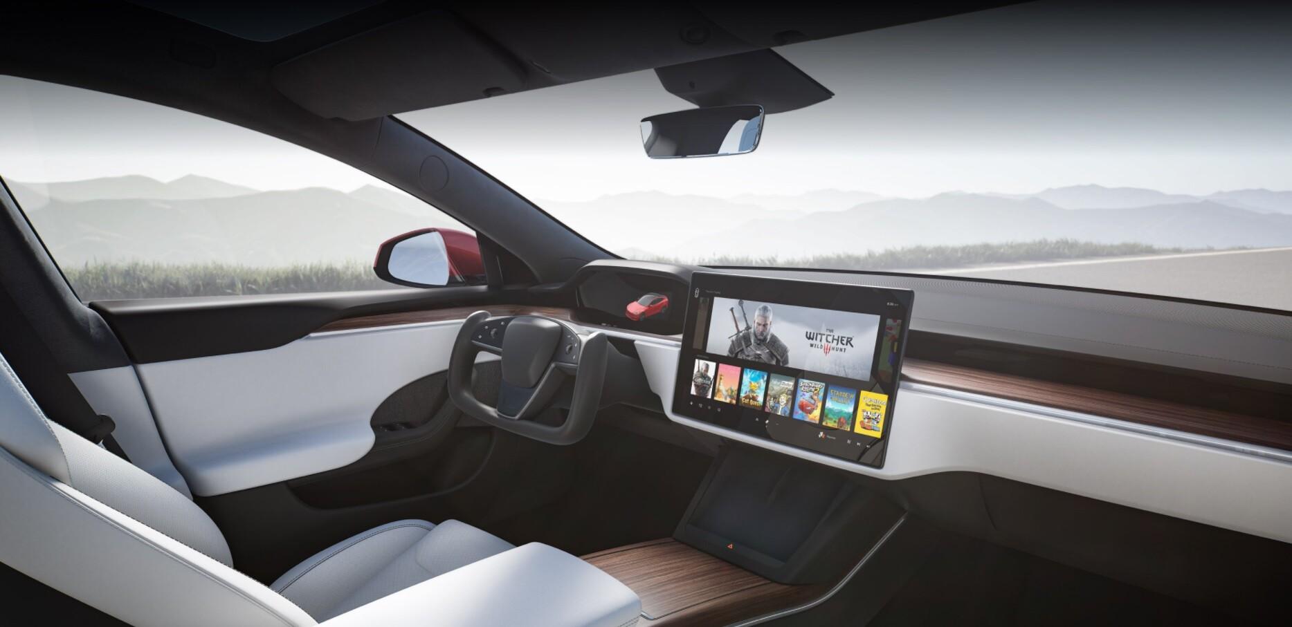 Foto de Tesla Model S 2022 (1/8)