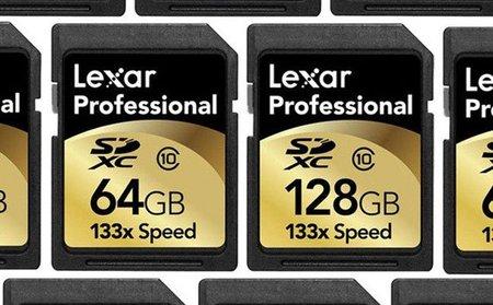 Lexar consigue alcanzar los 128 GB en una tarjeta SD, ¿donde estarán los límites?