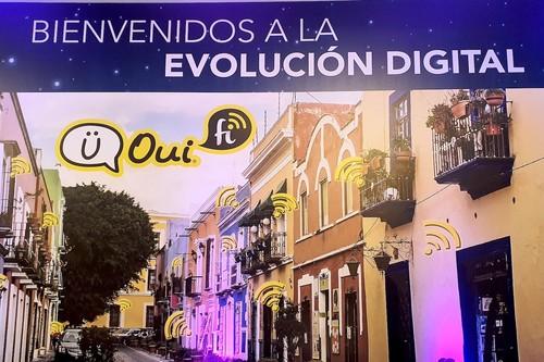 OUI-Fi, esta es la nueva oferta del OMV de Elektra: internet para casa, internet portátil y un sistema de cámaras IP y sensores