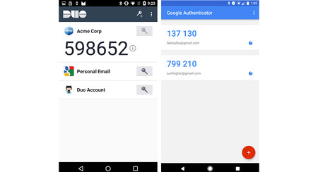 Duo O Authenticator