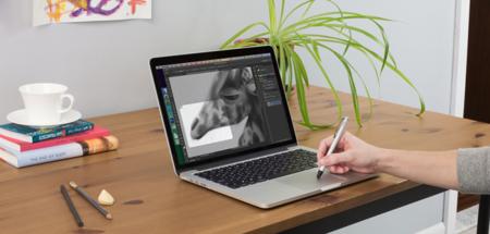 Inklet, la primera app que aprovecha el uso del nuevo trackpad con Force Touch