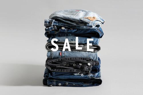 Las 17 mejores ofertas en las rebajas de Levi's: sudaderas, camisetas y (por supuesto) vaqueros ahora con hasta el 50% de descuento