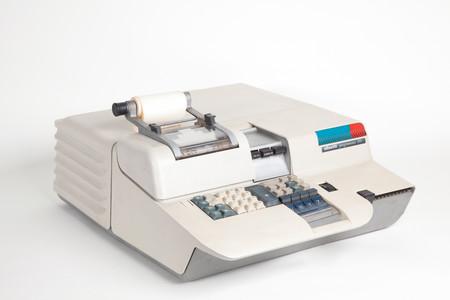 Olivetti Programma 101 Museo Scienza E Tecnologia Milano