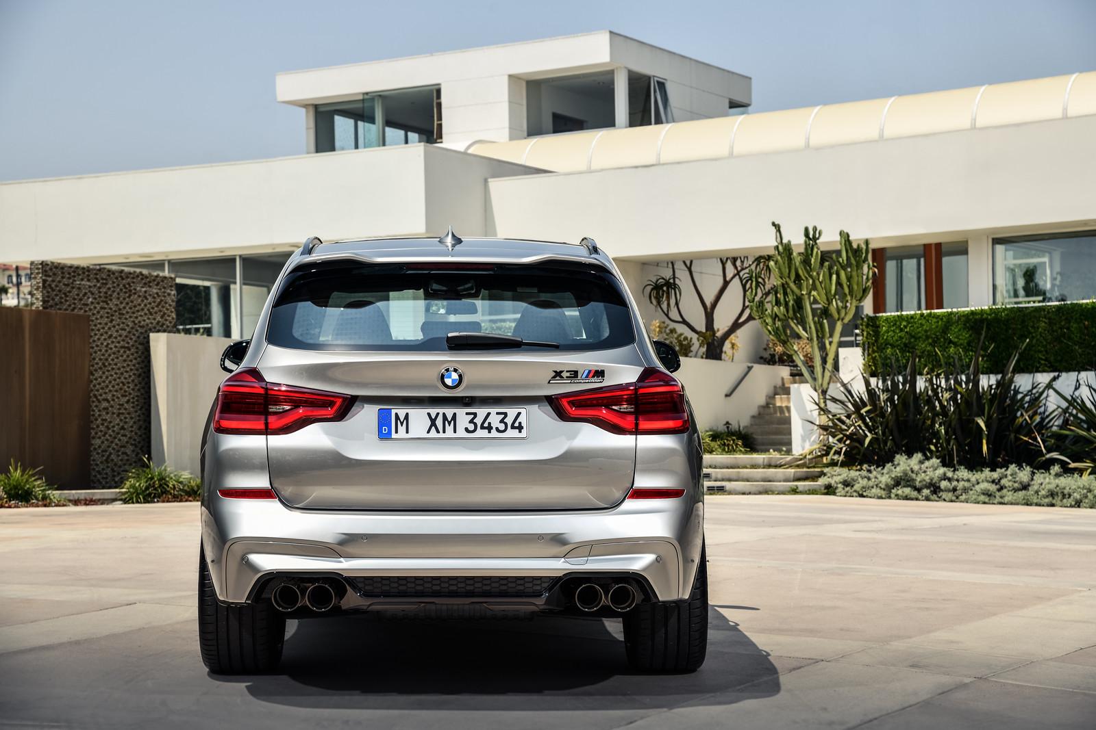 Foto de BMW X3 M 2020 (Presentación) (70/80)
