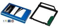 Kit de disco SSD más adaptador de OWC, sustituye tu unidad Superdrive por un disco de memoria sólida